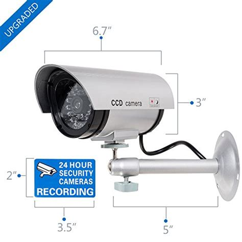 wali bullet dummy surveillance security cctv dome