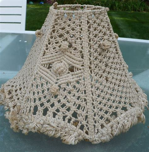 macrame on macrame patterns l shades and