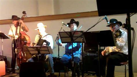 western swing society western swing society band la napolera youtube