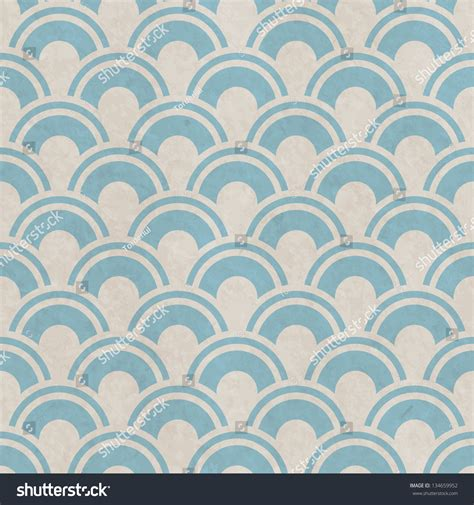 seamless pattern grunge grunge paper seamless pattern fish scale stock vector