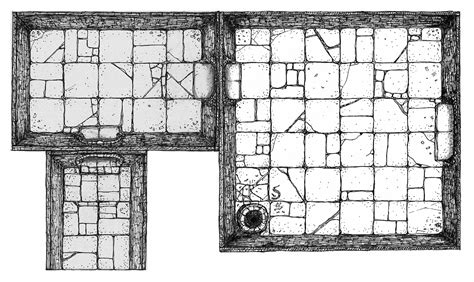 dungeon floor plans fantasy gaming floor plans and maps some dungeon