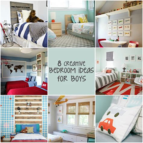 creative ideas for bedroom decor creative boy room ideas