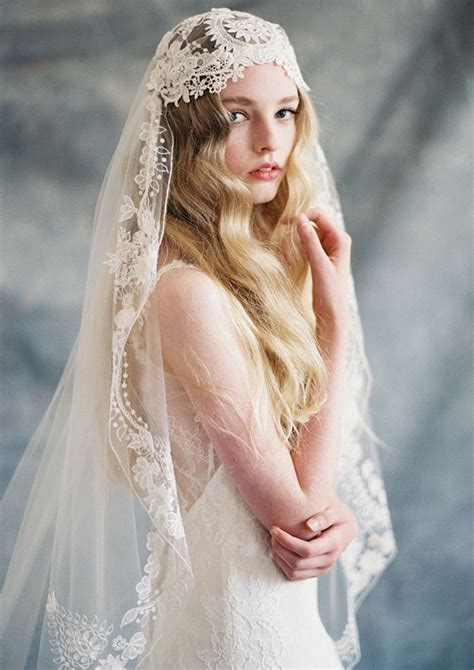 Easy and Elegance Wedding Veil Choose For Bridal