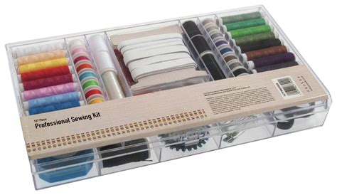 kit argos professional sewing kit 167 pieces octer 163 14 99