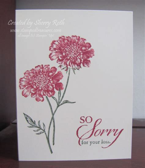 sympathy card for flowers 28 images greeting cards cards by lori bitter february 2012