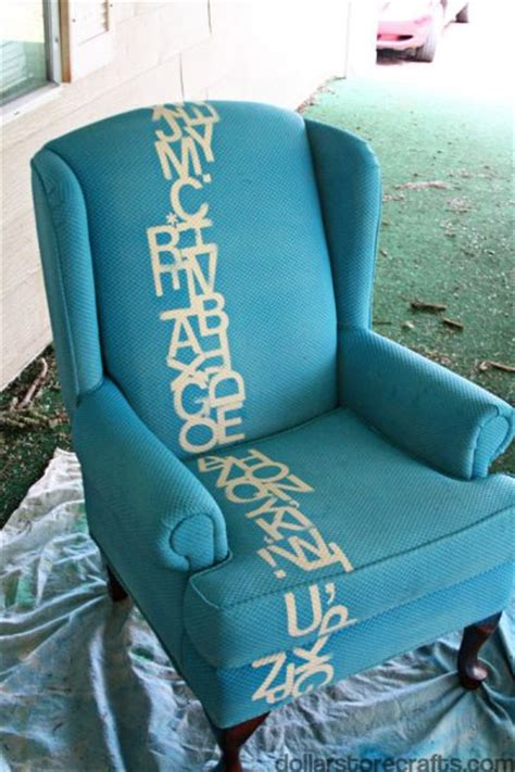 where to buy upholstery paint how i painted a chair blue with upholstery paint 187 dollar
