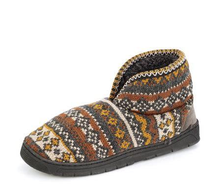 muk luks slippers uk muk luks s slipper boots in box qvc uk