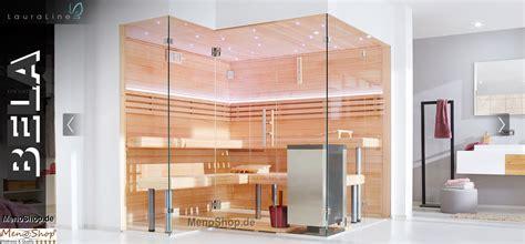 glas sauna lauraline 174 design sauna bela lauraline sauna
