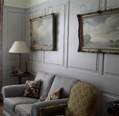 painting paneling walls grey renaissaince wall panelling for our home
