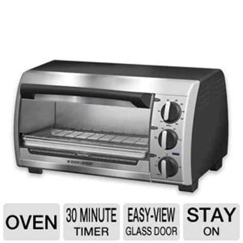 Black And Decker Countertop Oven Tro480bs by Black Decker Tro480bs Countertop Oven Stay On 30