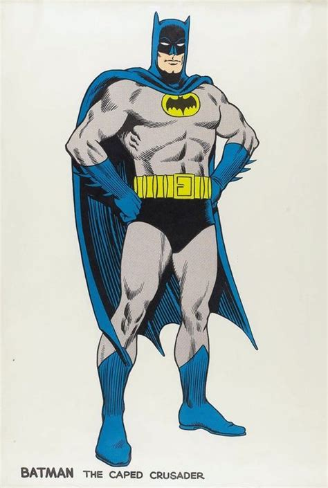 imagenes batman retro vintage batman poster by carmine infantino batman