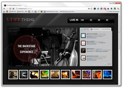 wordpress themes for live tv churchmag celebration wordpress live theme giveaway