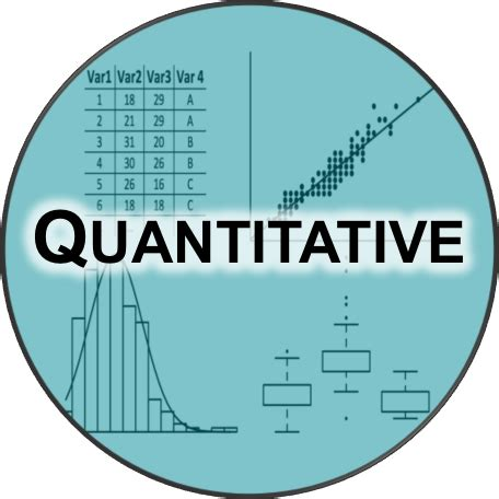 how to write quantitative analysis report