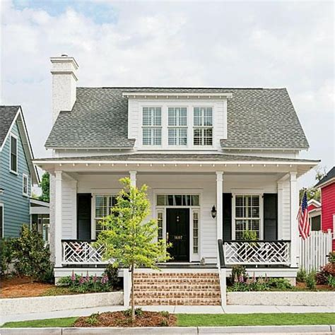 25 best ideas about white cottage on cottage