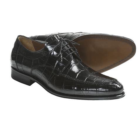 alligator shoes mezlan britannia oxford shoes for 4750m save 35