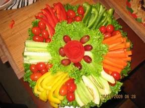 pin fruit salad decoration on