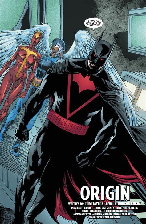 Batman Earth 2 Bruce Wayne earth 2 sourcerer