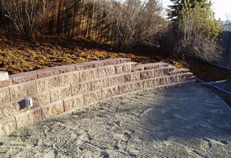 Landscape Rehabilitation Definition Define Retaining Wall