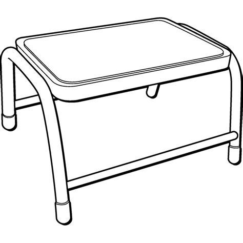 one step stool bunnings syneco step stool steel 150kg sku 00981526 bunnings