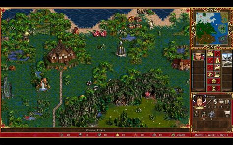 heroes 3 africa map heroes of might magic iii hd android apps on play
