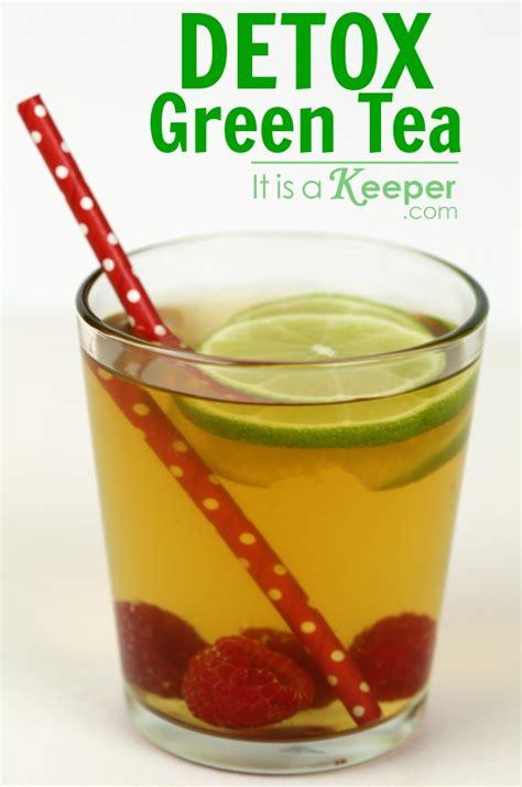 Green Tea Detox by Raspberry Lime Detox Green Tea It Is A Keeper