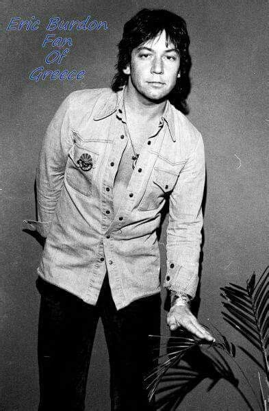 64 best Eric Burdon images on Pinterest   Classic rock
