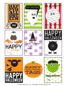 happy halloween tags free printable i heart nap time