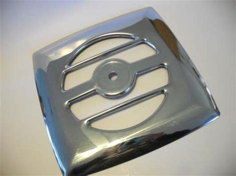 emerson pryne exhaust fan grille covers vintage chrome exhaust fan grill vent cover kitchen