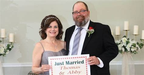 tom jackson queer eye married queer eye s tom jackson and abby parr get married for the