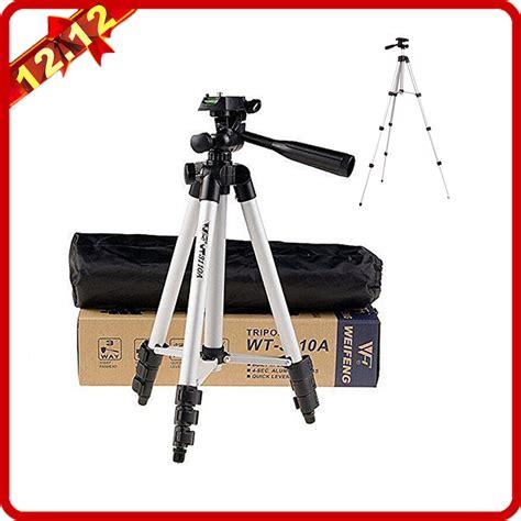 Sale Tripod Alumunium Weifeng Wt 3110a weifeng wt3110a tripod aluminum with 3 way universal digital tripod for canon nikon sony