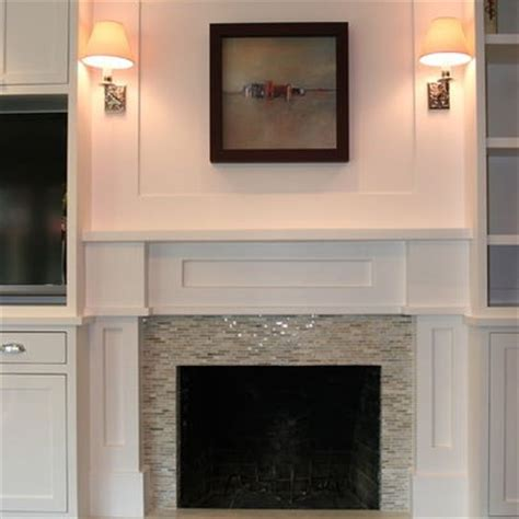 1000 images about tile around fireplace on