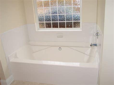 Standard Garden Tub Bathroom Album