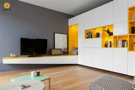 Wohnzimmer Ideen Wand 1394 by دکوراسیون داخلی منزل