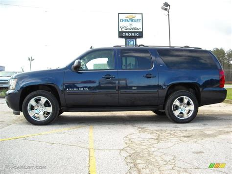 2009 Dark Blue Metallic Chevrolet Suburban Lt 13176174