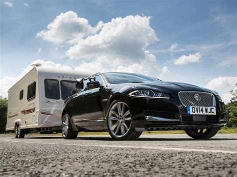 Caravan Awning For Sale Jaguar Xf Sportbrake Review Jaguar Tow Cars Practical