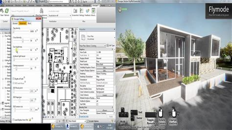 Free Projects - free revit sle project showcase with enscape