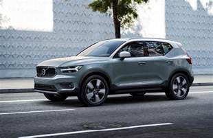 Volvo Cx40 This Is The New 2018 Xc40 Small Suv Boasting With Care By