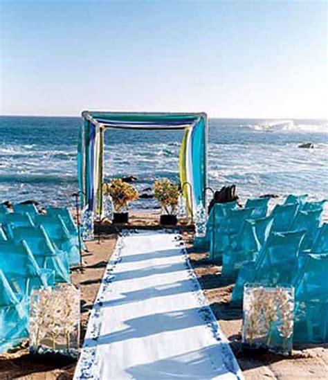 themes in a house in the sky goes wedding 187 wonderful beach wedding ideas