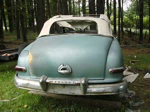 1950 For Sale 1950 Mercury Convertible Coupe For Sale Monticello New York