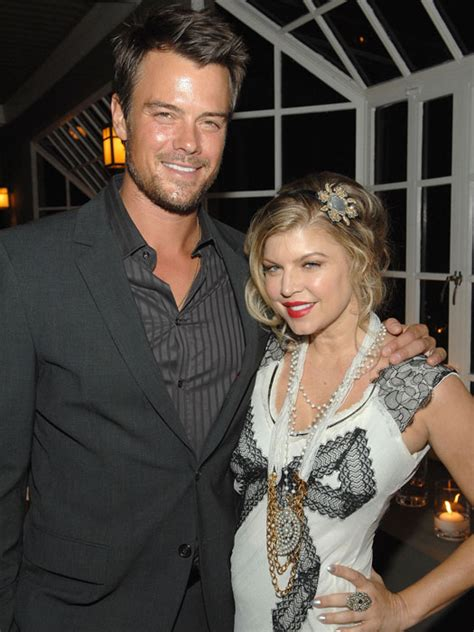 Black Eyed Peas Fergie Engaged To Josh Duhamel Reps Confirm by Why Josh Duhamel Married With Fergie