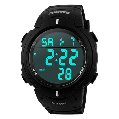 new style mens digital led army sport
