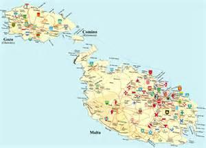 Malta island map 2310 183 1687