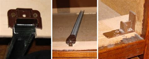 Dresser Drawer Repair Parts by Plastic Parts On Dresser Swisco