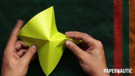 How To Make A Balloon Out Of Paper - how to make an easy origami paper balloon or water
