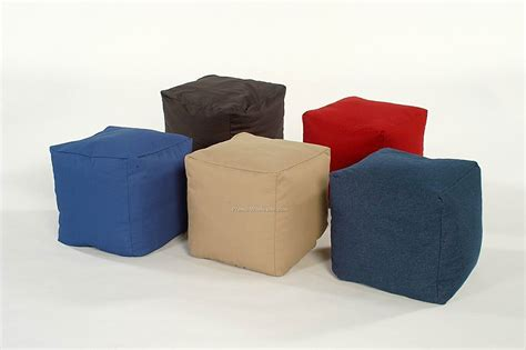 small cube ottoman 16 quot x16 quot x16 quot twill small cube ottoman screen printed