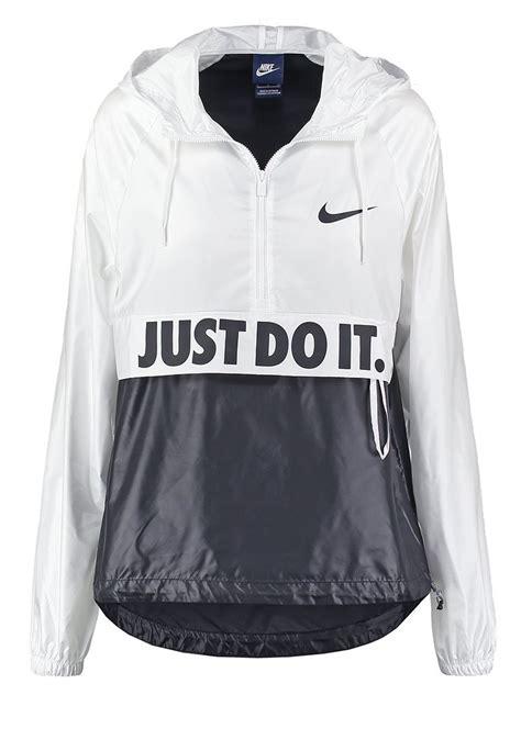 Jaket Nike Just Doit nike regenjacke damen just do it