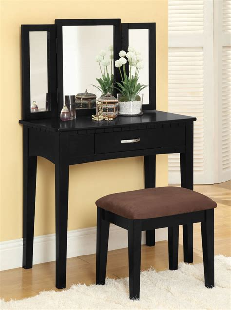 black vanity sets for bedrooms black bedroom vanity set the modern elegant bedroom