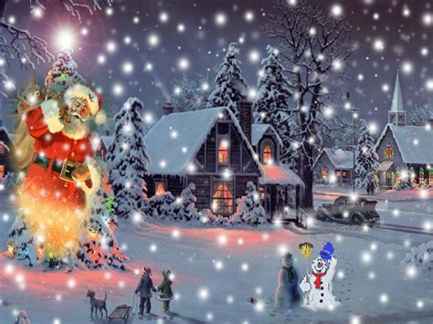 free animated christmas wallpapers christmaswallpapers18