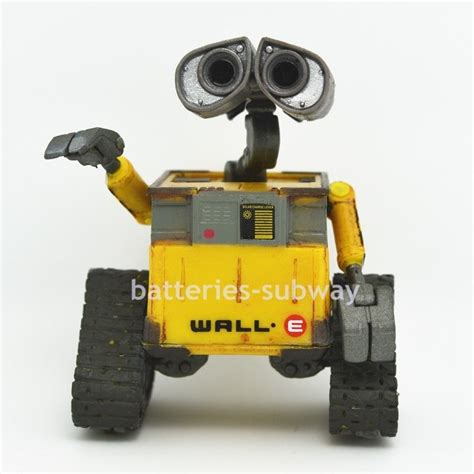 Mainan Figure Robot Wall E Mini Figure Set Isi 15 new disney pixar wall e wall 183 e robot mini
