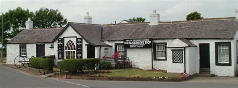 Blacksmiths Cottage Gretna Green by Gretna Green Photographs Of Gretna Green